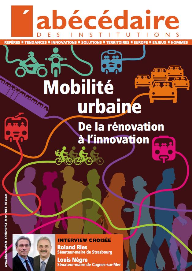 La mobilité urbaine en pleine mutation