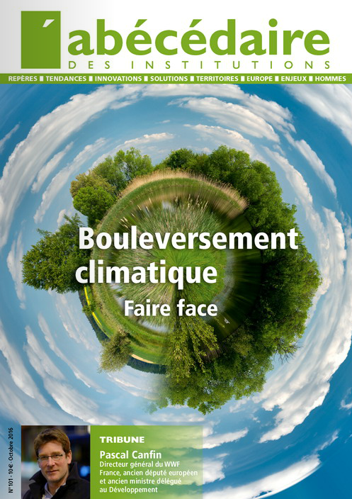 Bouleversement climatique : faire face