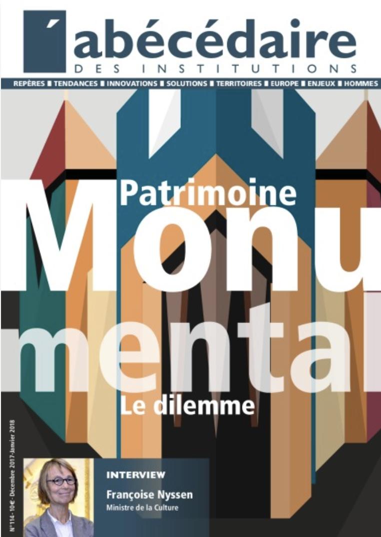 Patrimoine monumental : l'arbitrage