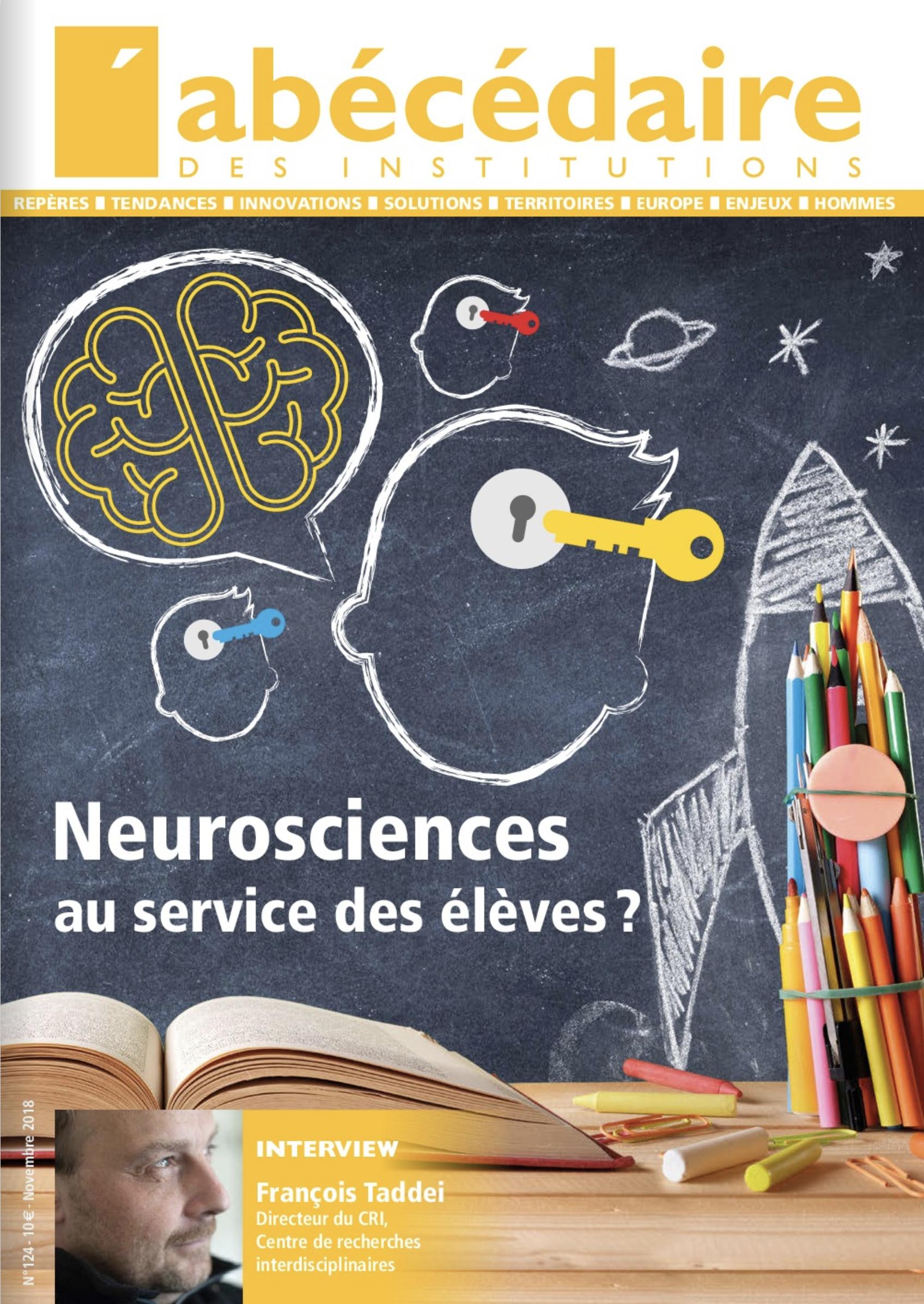 Ecole : que faut-il attendre des neurosciences ?