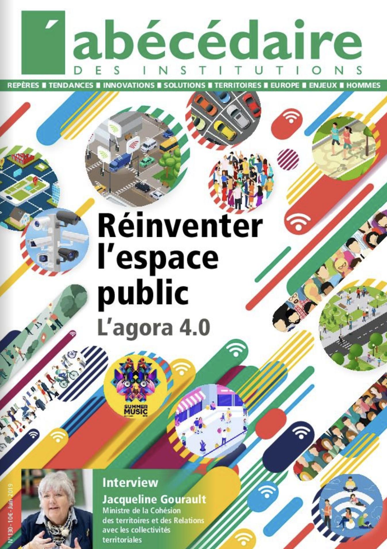 Réinventer l'espace public L'agora 4.0