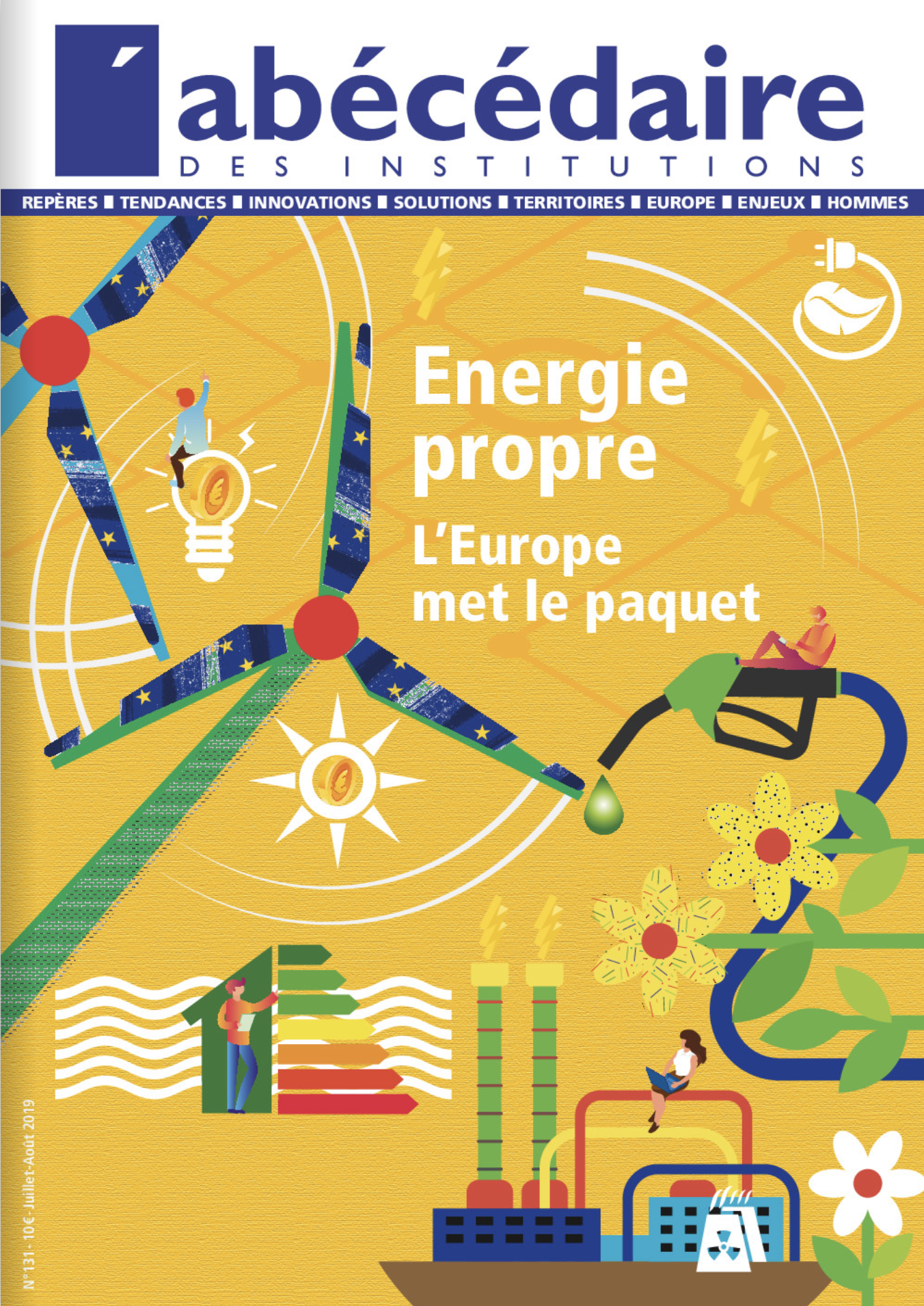 Energie propre – L'Europe met le paquet