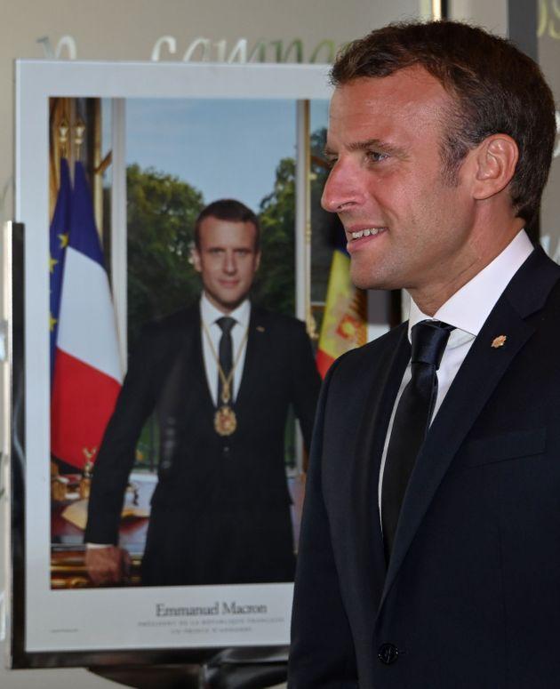 À mi-mandat, l'écart se creuse entre Macron candidat et Macron Président
