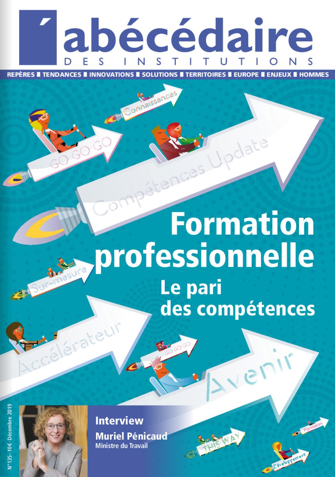 Formation professionnelle : le pari des compétences