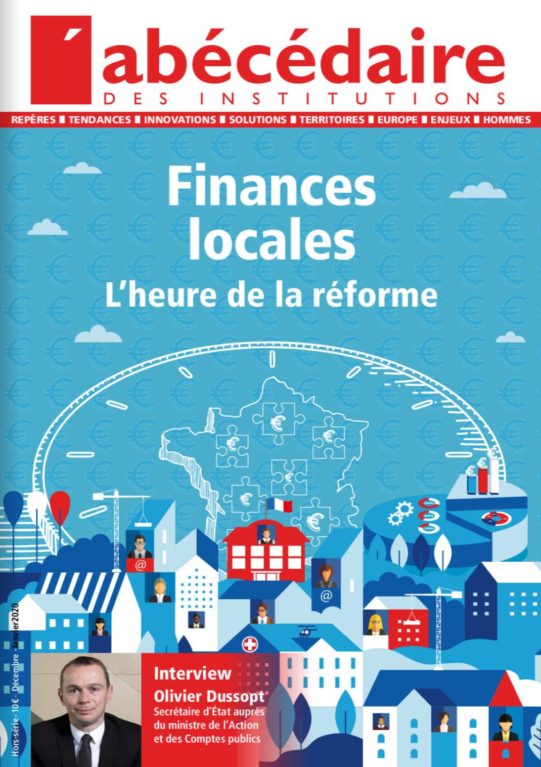 Finances locales : l'heure de la réforme