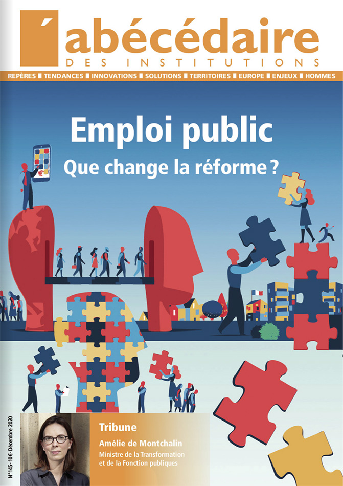 Emploi public : Que change la réforme ?