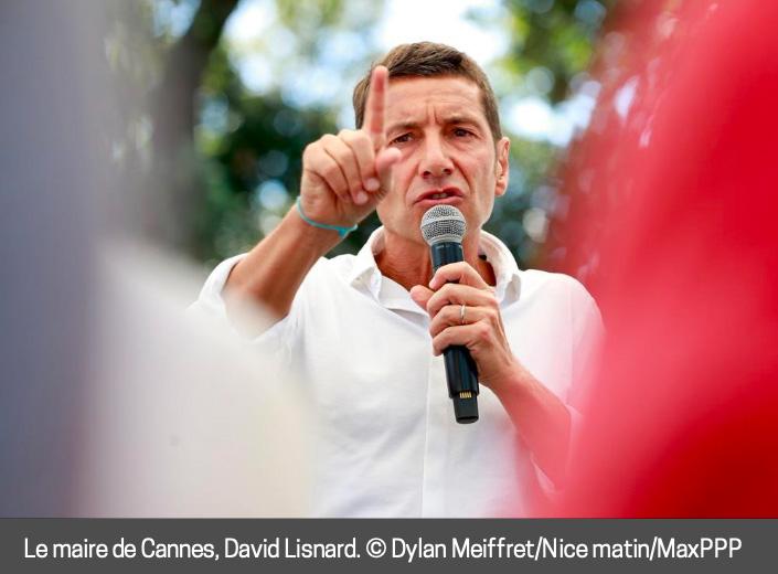Le carnet d'adresses de David Lisnard pour l'AMF et la primaire de la droite