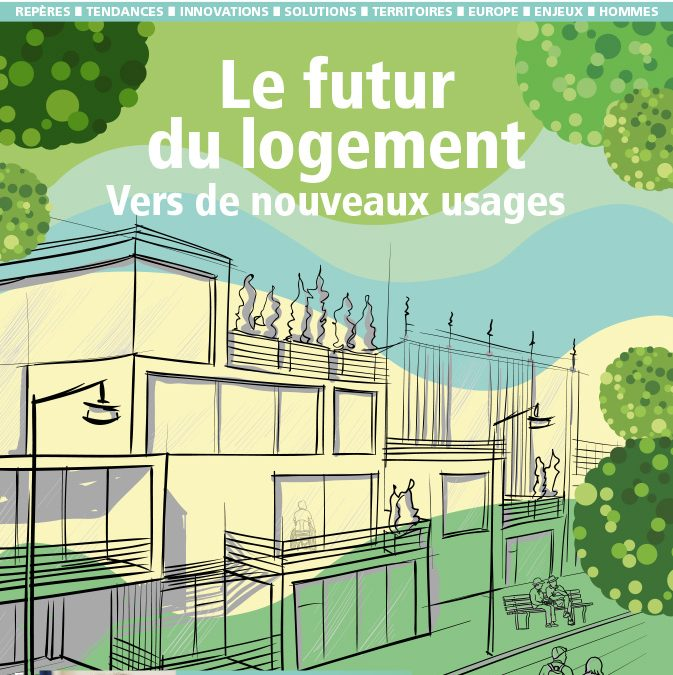 Le futur du logement : Vers de nouveaux usages