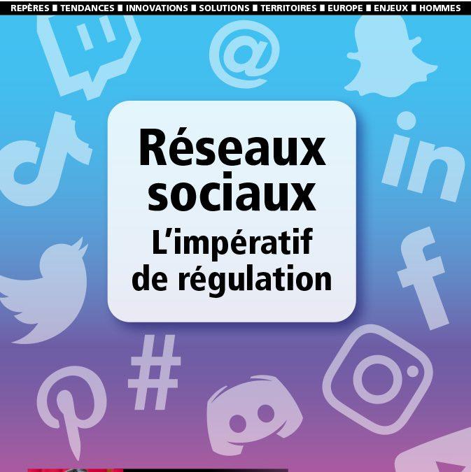 Réseaux sociaux : L'impératif de régulation